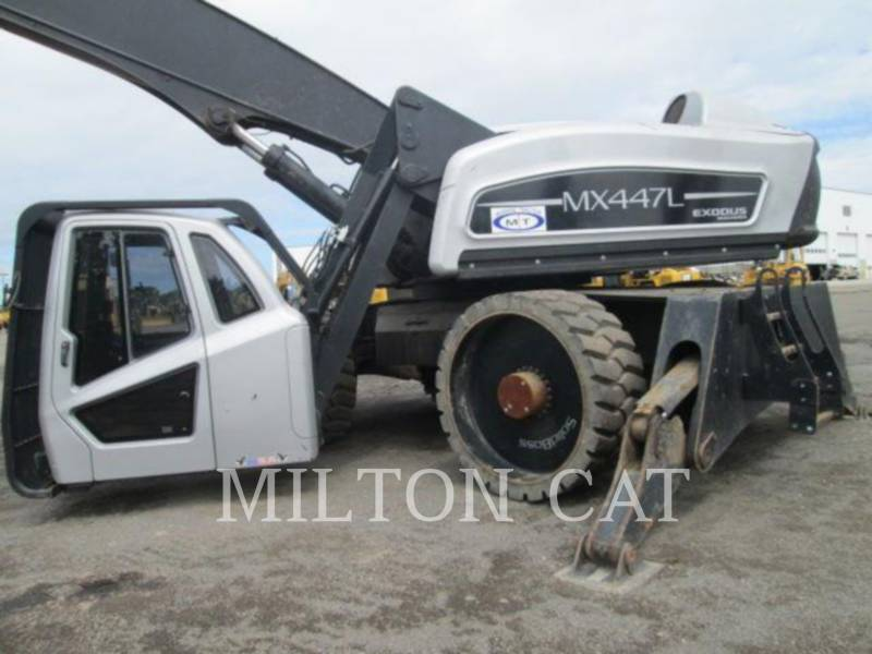 EXODUS MATERIAL HANDLERS / DEMOLITION MX447L equipment  photo 1