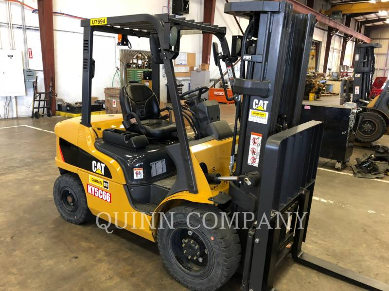 CATERPILLAR FORKLIFTS 2PD6000 equipment  photo 1