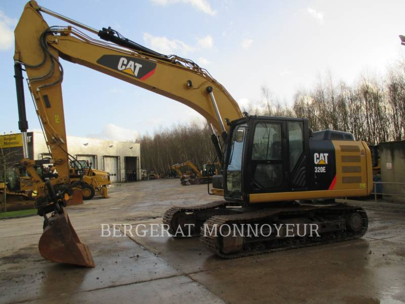CATERPILLAR KOPARKI GĄSIENICOWE 320E equipment  photo 7