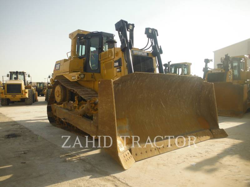 CATERPILLAR TRACTORES DE CADENAS D 9 R equipment  photo 1