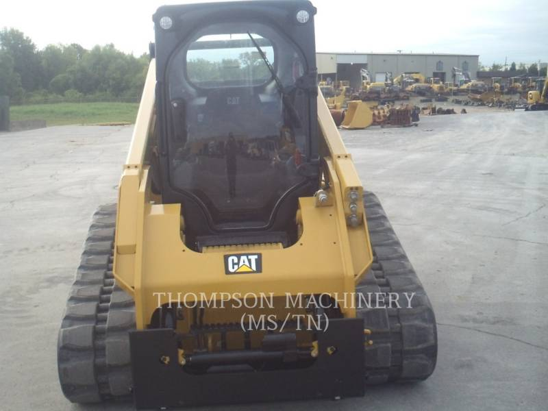 CATERPILLAR DELTALADER 289DHF equipment  photo 4