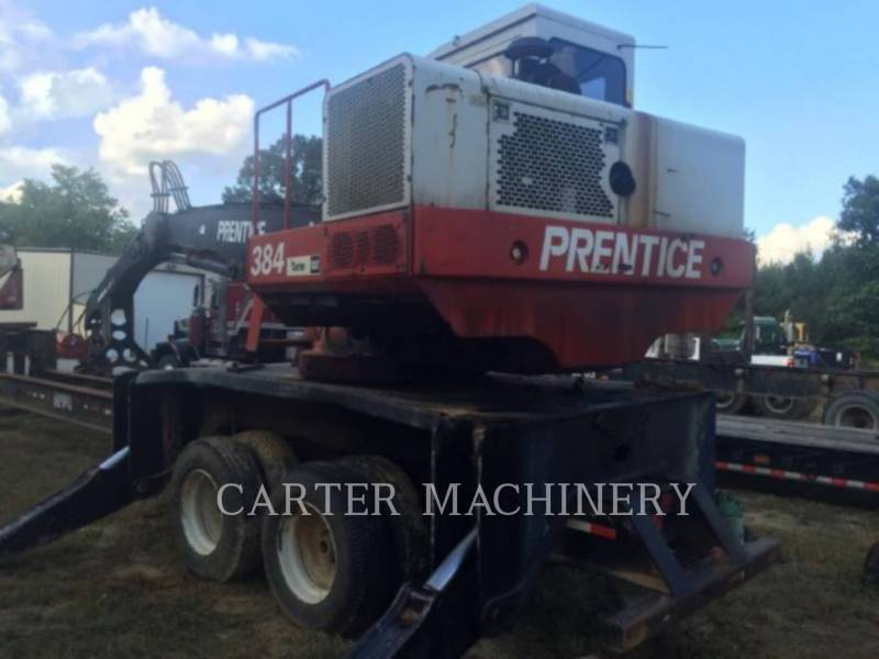 PRENTICE CARGADOR FORESTAL PRE 384TMS equipment  photo 2