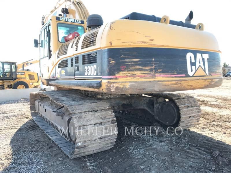 CATERPILLAR トラック油圧ショベル 330C L equipment  photo 4