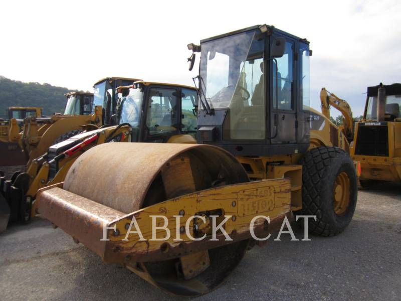 CATERPILLAR VIBRATORY SINGLE DRUM SMOOTH CS56 equipment  photo 2