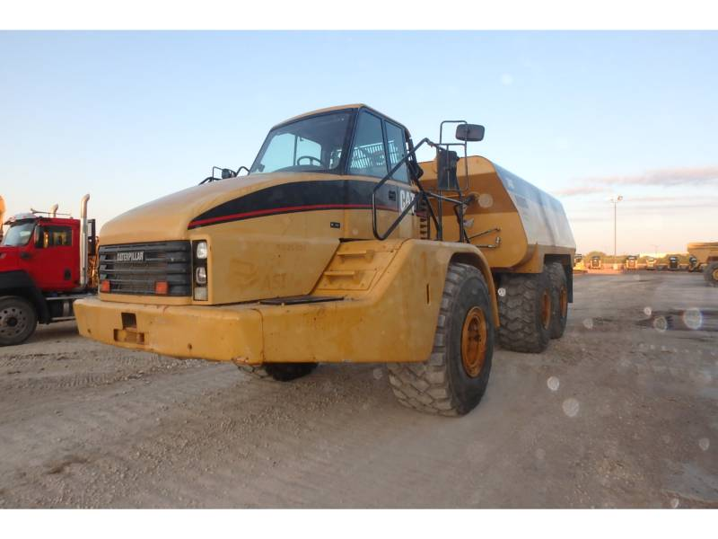CATERPILLAR 給水ワゴン 740 CAT equipment  photo 1