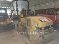 CATERPILLAR TAMBOR DOBLE VIBRATORIO ASFALTO CB-224E equipment  photo 1