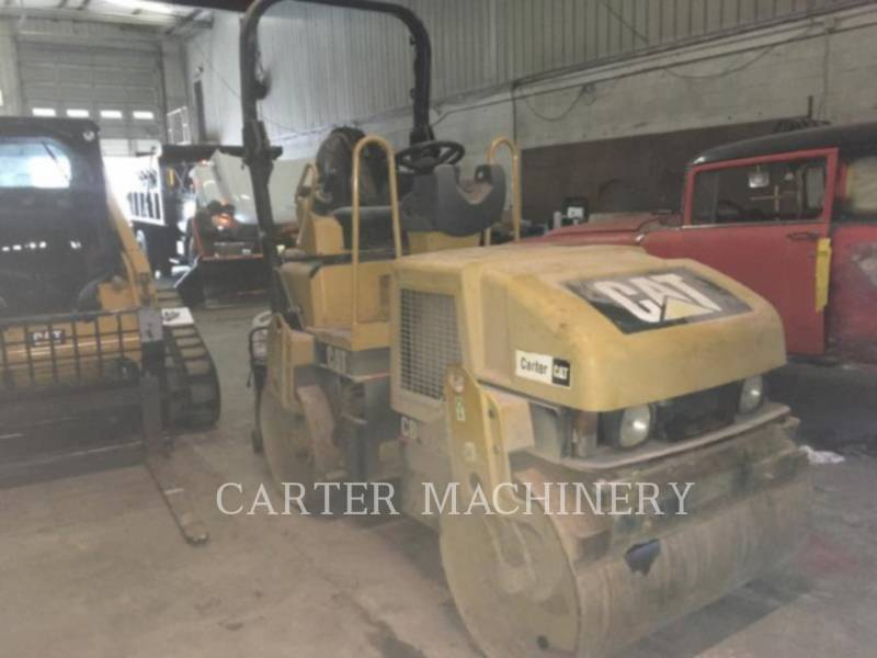 CATERPILLAR COMPACTORS CB224E equipment  photo 1