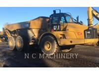 CATERPILLAR ARTICULATED TRUCKS 740B equipment  photo 2