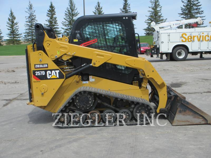 CATERPILLAR CARGADORES MULTITERRENO 257DS equipment  photo 6