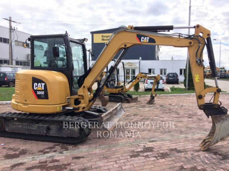 CATERPILLAR KOPARKI GĄSIENICOWE 305 E CR equipment  photo 1