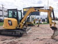 Equipment photo CATERPILLAR 305 E CR トラック油圧ショベル 1