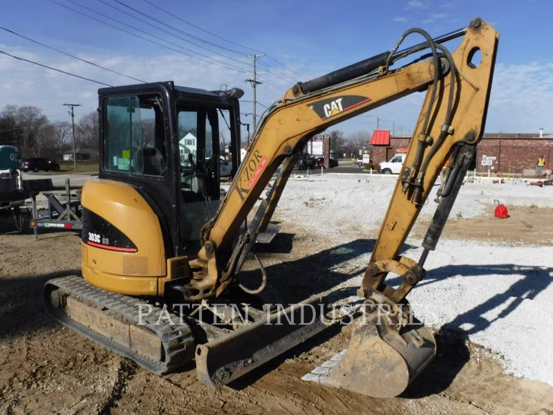 CATERPILLAR KETTEN-HYDRAULIKBAGGER 303CCR AIR equipment  photo 3