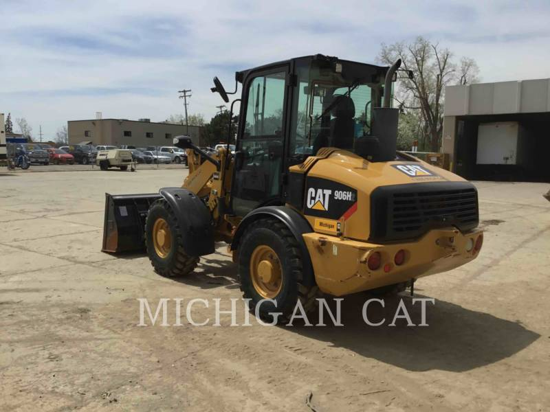 CATERPILLAR WHEEL LOADERS/INTEGRATED TOOLCARRIERS 906H2 equipment  photo 3