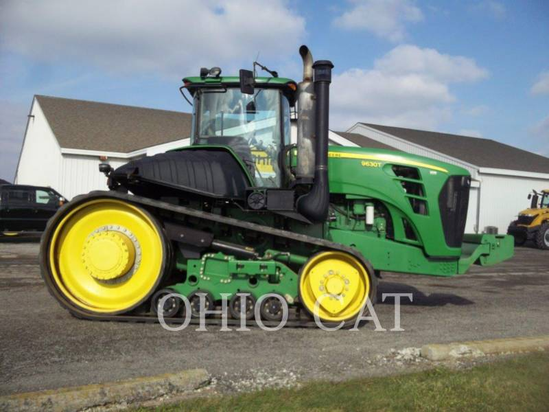 JOHN DEERE TRACTEURS AGRICOLES 9630T equipment  photo 2