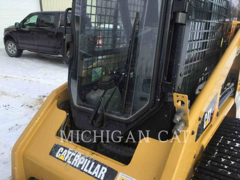 CATERPILLAR DELTALADER 247B3 equipment  photo 8