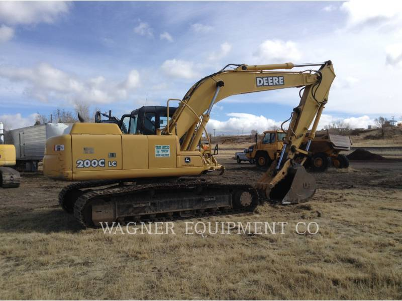 DEERE & CO. EXCAVADORAS DE CADENAS 200C equipment  photo 3