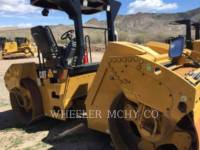 CATERPILLAR ASPHALT PAVERS CB64 equipment  photo 4