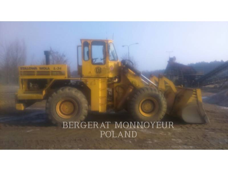 HSW (HUTA STALOWA WOLA) AG TRACTORS Ł34 equipment  photo 4