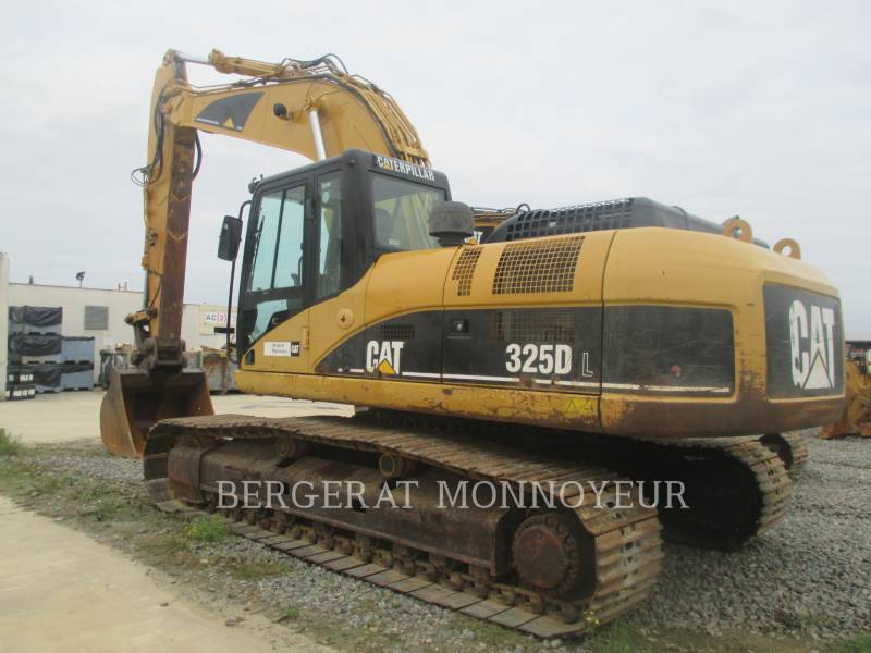 CATERPILLAR KETTEN-HYDRAULIKBAGGER 325DL equipment  photo 2