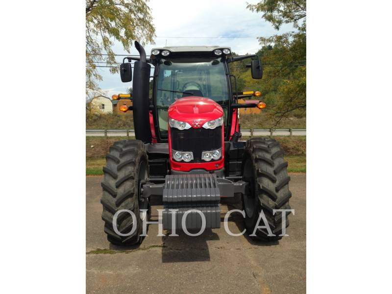 AGCO-MASSEY FERGUSON TRACTEURS AGRICOLES MF6616 equipment  photo 9