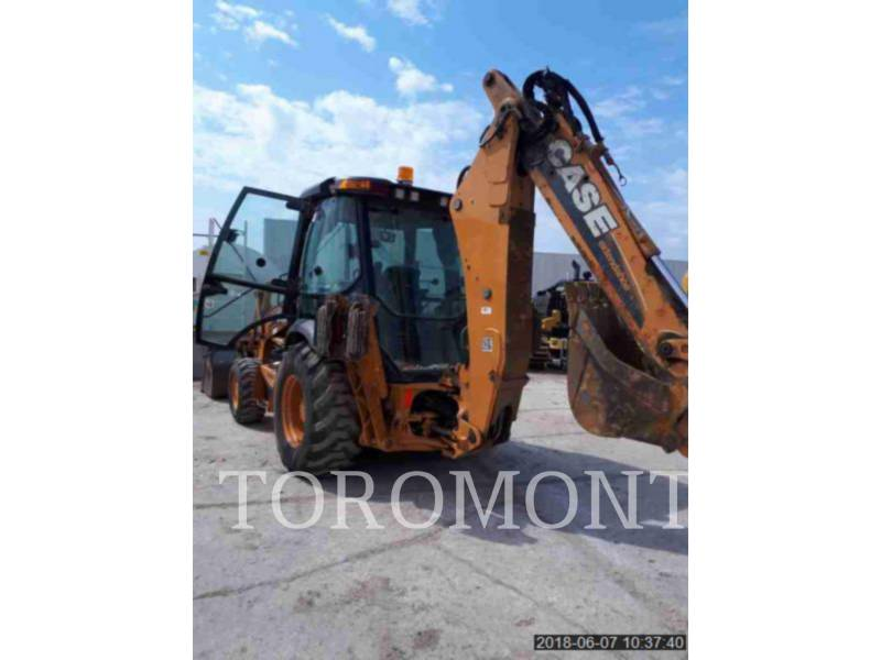 CASE/NEW HOLLAND BACKHOE LOADERS 580SN equipment  photo 4