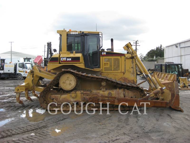 CATERPILLAR TRACK TYPE TRACTORS D6RLGP equipment  photo 6
