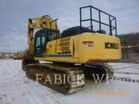 KOBELCO / KOBE STEEL LTD TRACK EXCAVATORS SK485LC equipment  photo 3