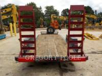 TOWMASTER TRAILERS TC-9D equipment  photo 15