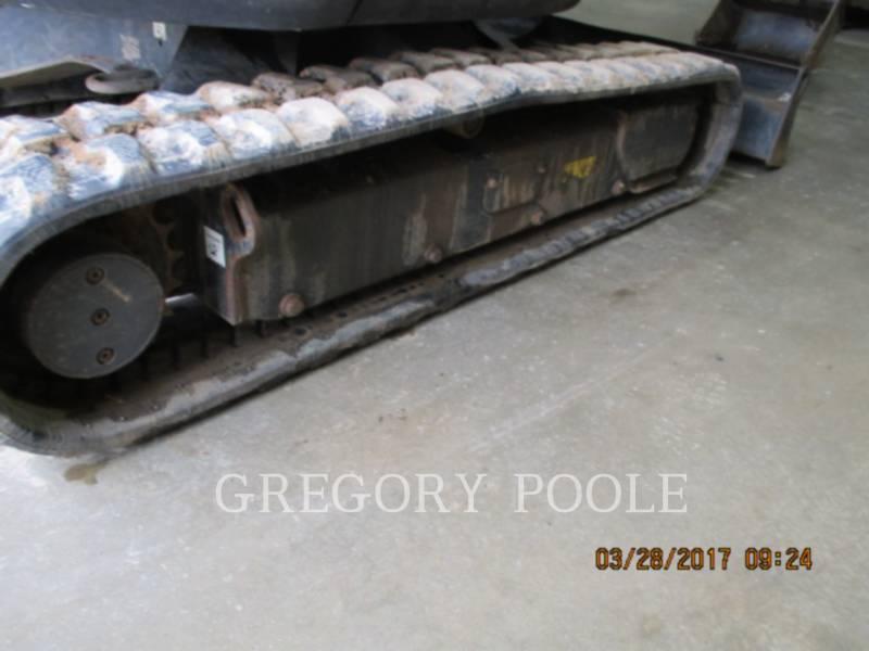 BOBCAT TRACK EXCAVATORS E35 equipment  photo 6