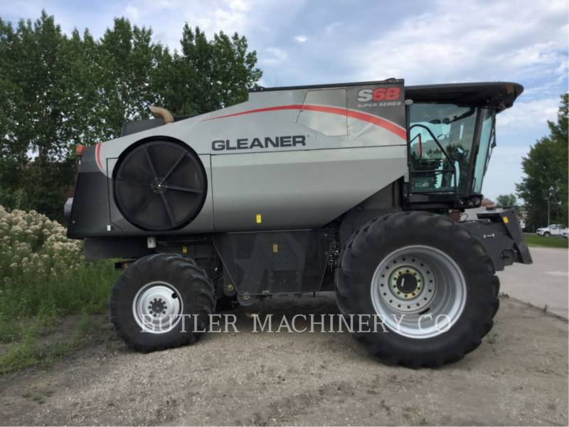 GLEANER COMBINAZIONI S68 equipment  photo 3