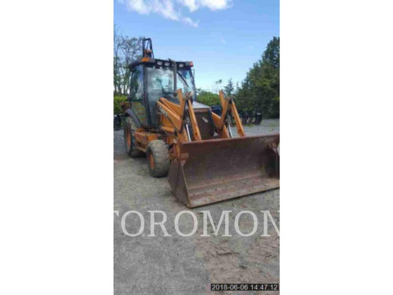 CASE/NEW HOLLAND BAGGERLADER 580SM equipment  photo 1