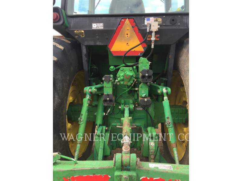 JOHN DEERE AG TRACTORS 4650 equipment  photo 5