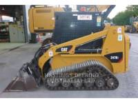 Equipment photo CATERPILLAR 247B3LRC DELTALADER 1