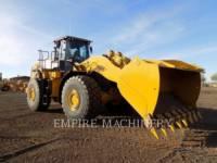 Equipment photo CATERPILLAR 980M RADLADER/INDUSTRIE-RADLADER 1