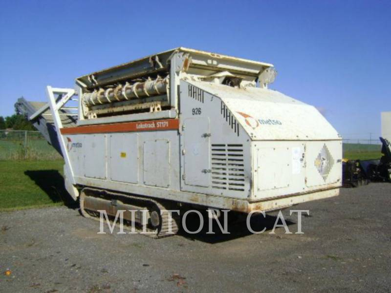 METSO CRIBLES ST171_MT equipment  photo 4
