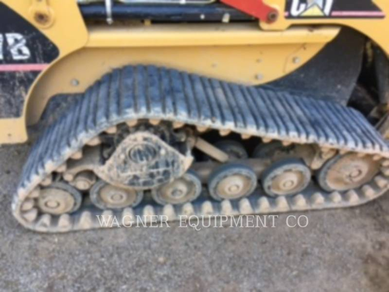 CATERPILLAR CHARGEURS COMPACTS RIGIDES 247B equipment  photo 10