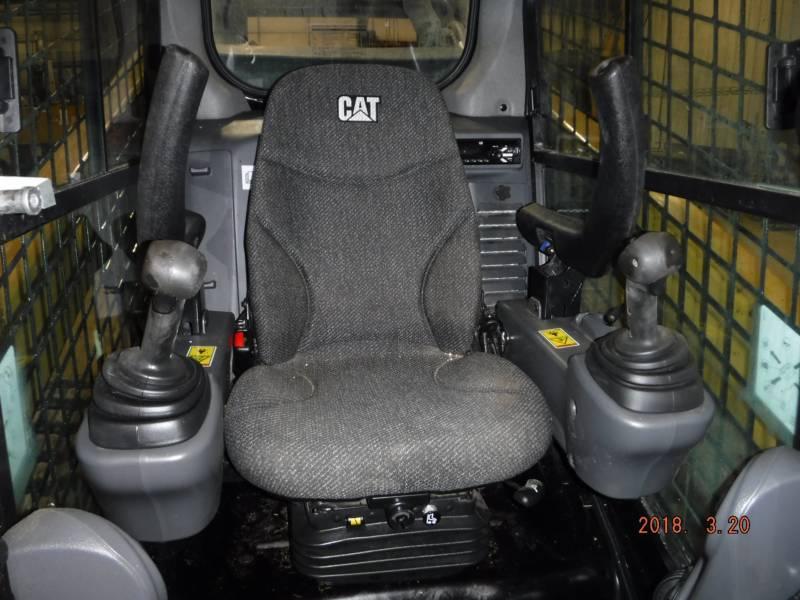 CATERPILLAR MULTI TERRAIN LOADERS 299 D 2 XHP equipment  photo 7