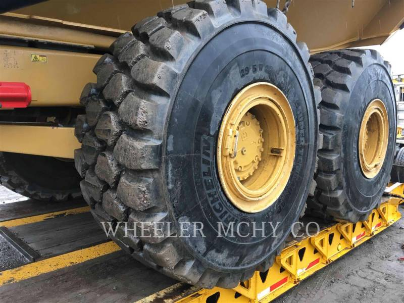 CATERPILLAR ARTICULATED TRUCKS 740B TG equipment  photo 16