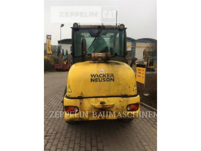 WACKER CORPORATION RADLADER/INDUSTRIE-RADLADER WL48 equipment  photo 4