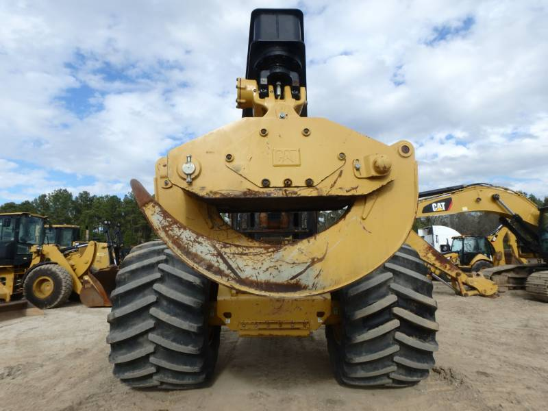 CATERPILLAR SILVICULTURA - TRATOR FLORESTAL 545D equipment  photo 3