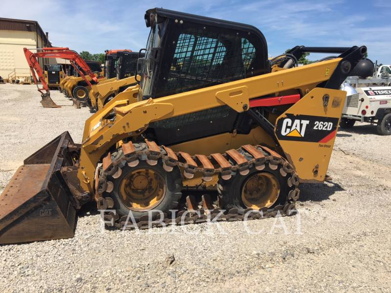 CATERPILLAR PALE COMPATTE SKID STEER 262D C3H2 equipment  photo 2