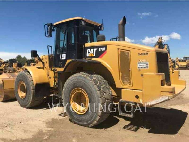 CATERPILLAR WHEEL LOADERS/INTEGRATED TOOLCARRIERS 972H equipment  photo 4