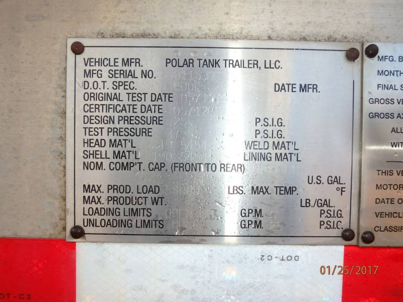 OTHER US MFGRS TRAILERS TANKER equipment  photo 11