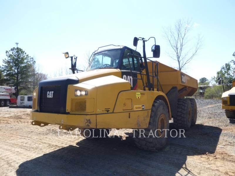 CATERPILLAR ARTICULATED TRUCKS 745C equipment  photo 5
