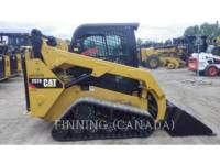 CATERPILLAR CARGADORES MULTITERRENO 257DLRC equipment  photo 2
