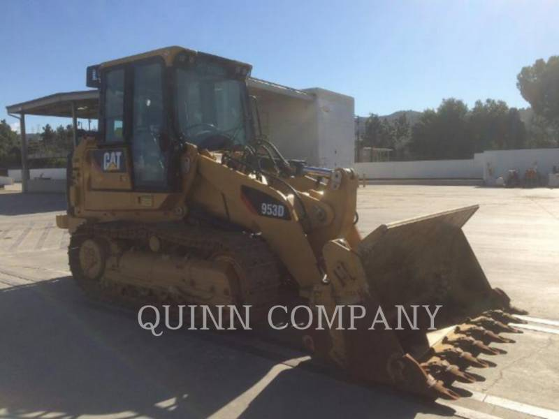 CATERPILLAR CARGADORES DE CADENAS 953D equipment  photo 4