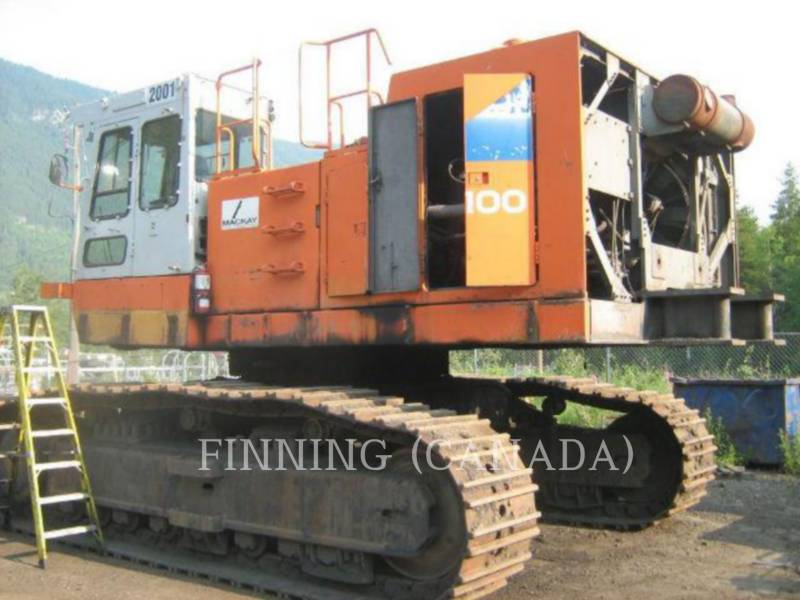 HITACHI PALA PARA MINERÍA / EXCAVADORA EX 1100-3 equipment  photo 5