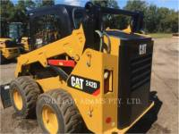 Caterpillar MINIÎNCĂRCĂTOARE RIGIDE MULTIFUNCŢIONALE 242D equipment  photo 7