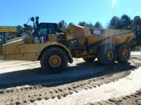 CATERPILLAR DUMPER ARTICOLATI 745C equipment  photo 5