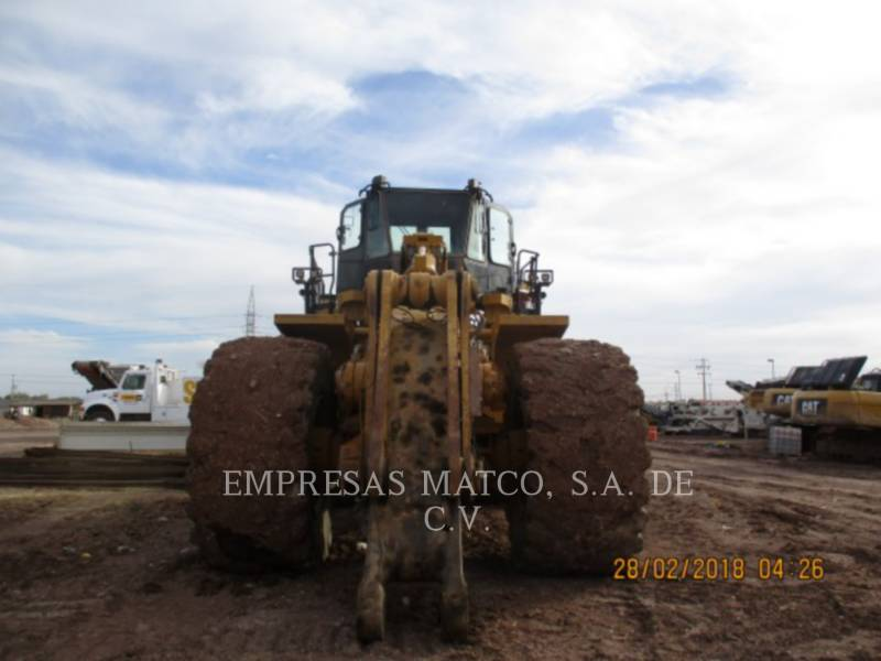 CATERPILLAR PALE GOMMATE/PALE GOMMATE MULTIUSO 992KLRC equipment  photo 2